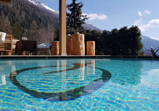 Freibad des Hotels Olympic