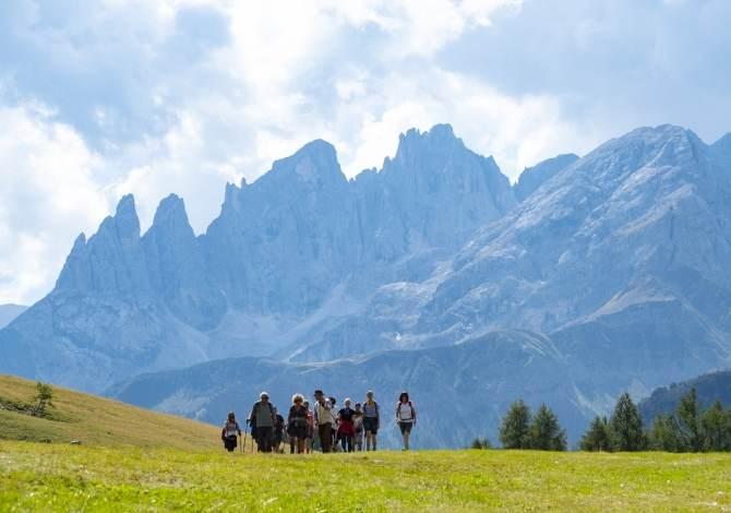 Trekking to discover the Val di Fassa