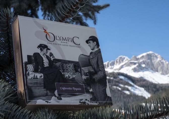 Geschenkbox: Zwei Tage in der Natur im Hotel Olympic