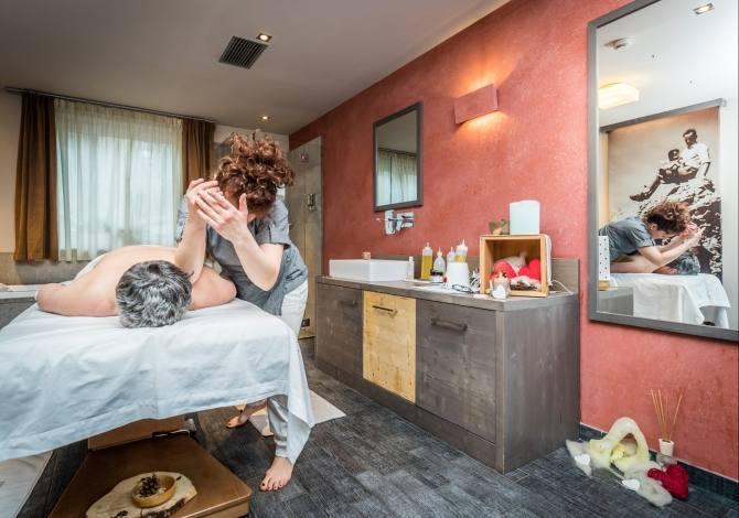 Massaggio Rigenerante Vita Nova in Trentino