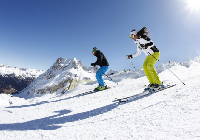 Skiing holidays in Val di Fassa